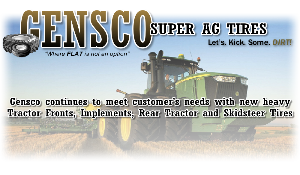 Gensco continues to meet customer's needs with new heavy
